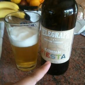 Telegraph Cerveza de Fiesta