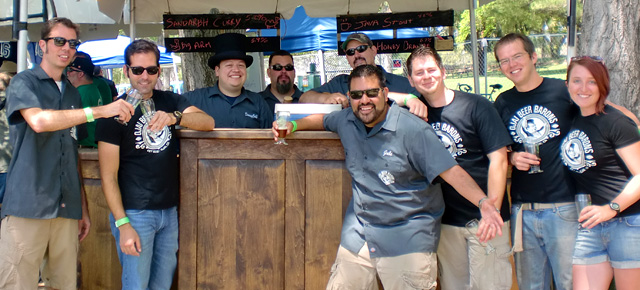 Cal Homebrewers Festival Photos!