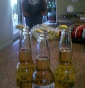 Huge Coronas...