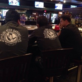 Beer barons in Vegas!