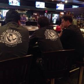 Beer barons in Vegas!