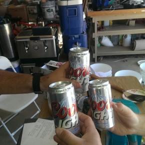 Brew day