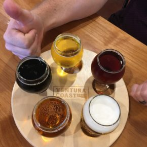 Ojai Beer Barons at Ventura Coast brew