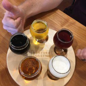 Ojai Beer Barons at Ventura Coast brew