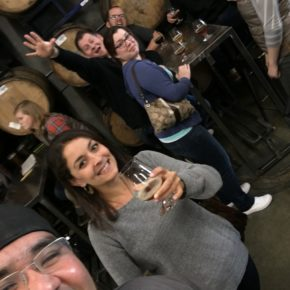 Beer barons at smog city!