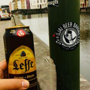 Beer Barons in Bruges!